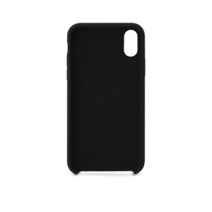 EPICO SILICONE CASE for iPhone XS Max - black